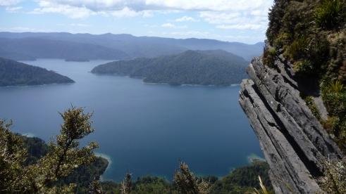 Waikaremoana Lake