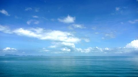 Hello Gulf of Thailand!