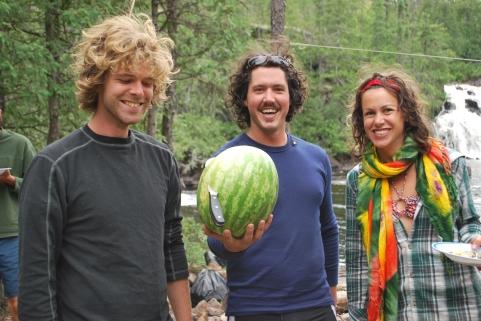 Who wants watermelon?