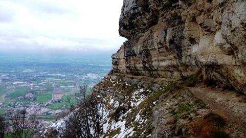 Hiking Salève Mountain