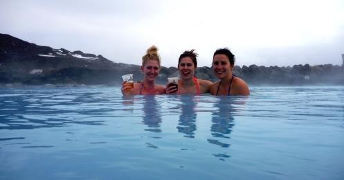 Mývatn hot pools