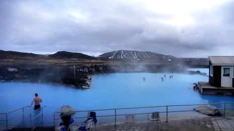Mývatn hot pools