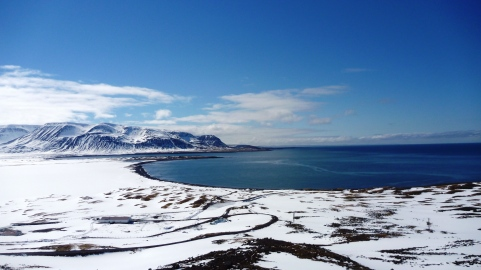Ísafjarðardjúp fjord