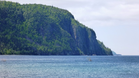 Old Woman's Bay, Lake Superior