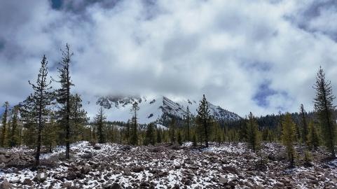 Prospect Peak, Lassen Volcanic National Park
