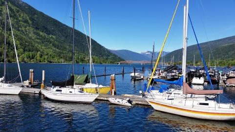 Nelson's Marina