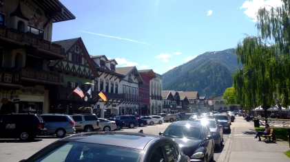 Leavenworth (the photo doesn't do it justice)