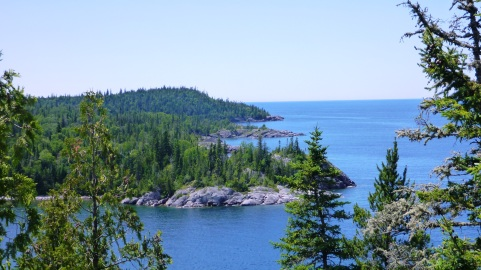 Chalfant Cove Lookout