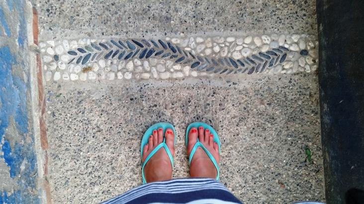 Walking around Sayulita