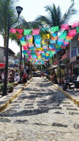 Street in Sayulita