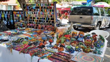 Market in San Pancho