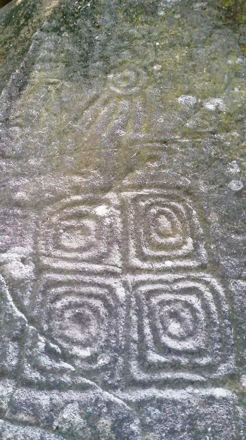 Alta Vista petroglyph