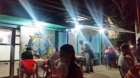 Dinner at La Lancha